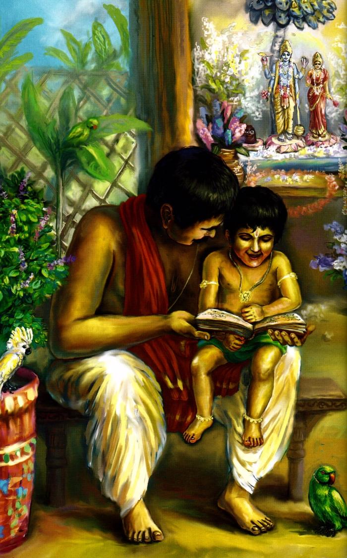 gurudeva-lernt-bhagavad-gita
