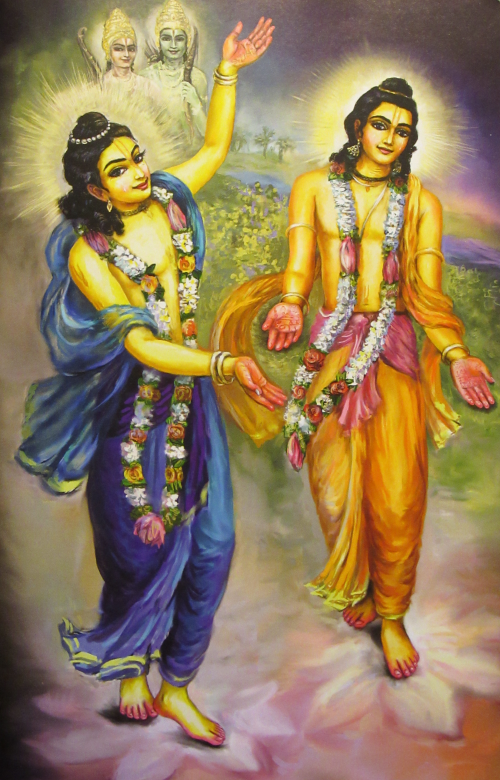 Gaura Nitai