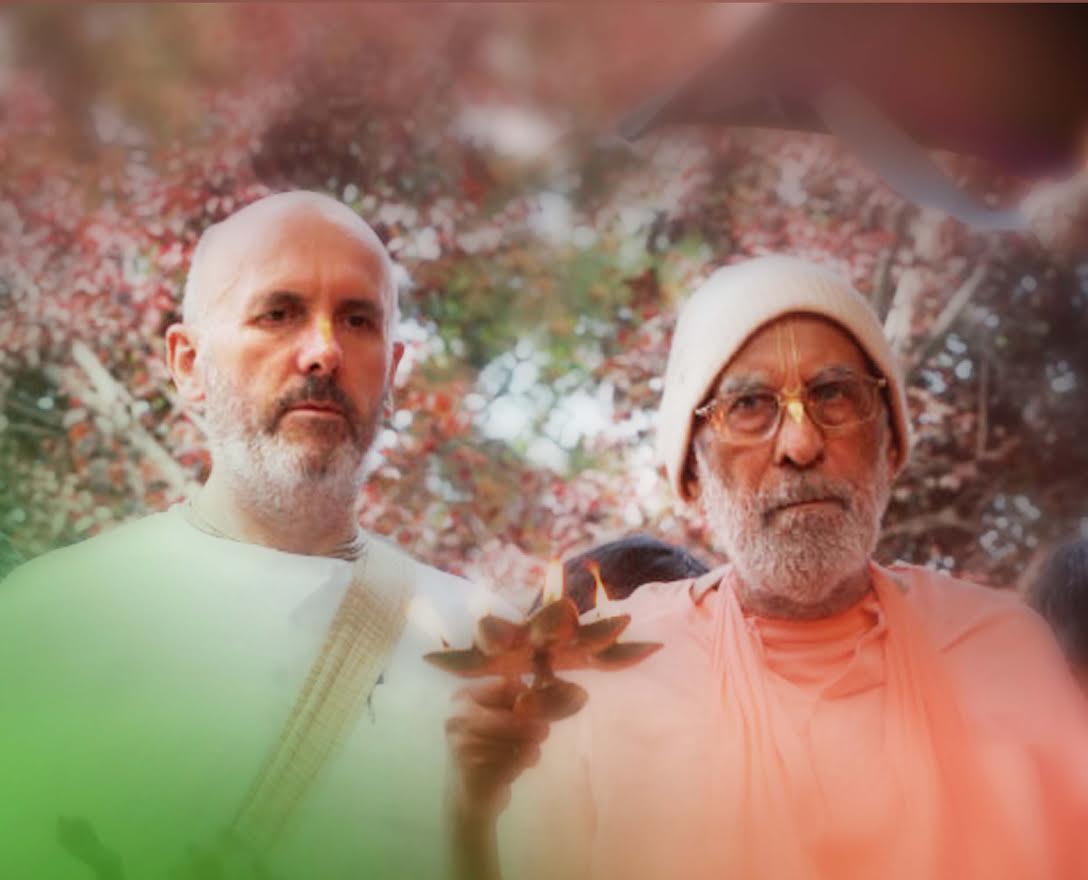 Gurudeva und Brajanath
