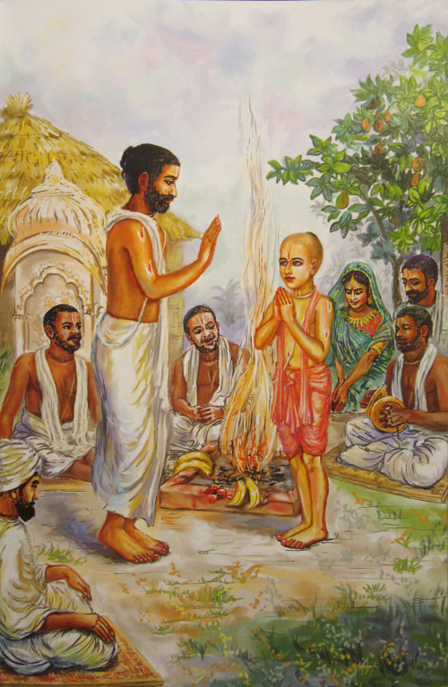 Shanti-Yajna