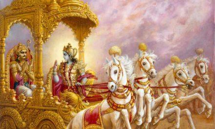 Zusammenfassung des Inhalts der Bhagavad-Gītā